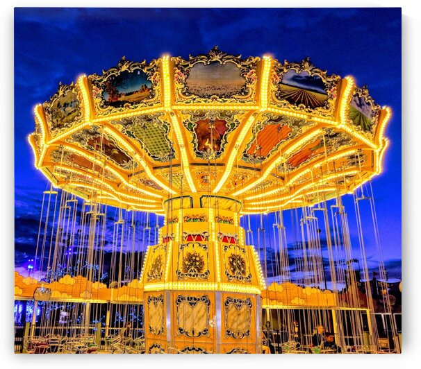 Carnival I by Broken Compass Life Photography