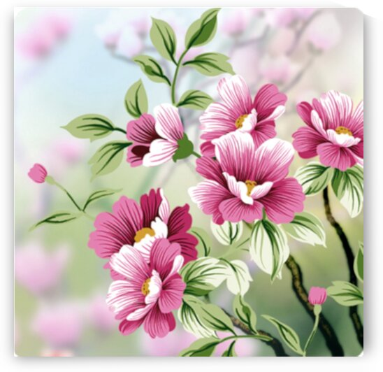 Beautiful flowers  by Nature Art