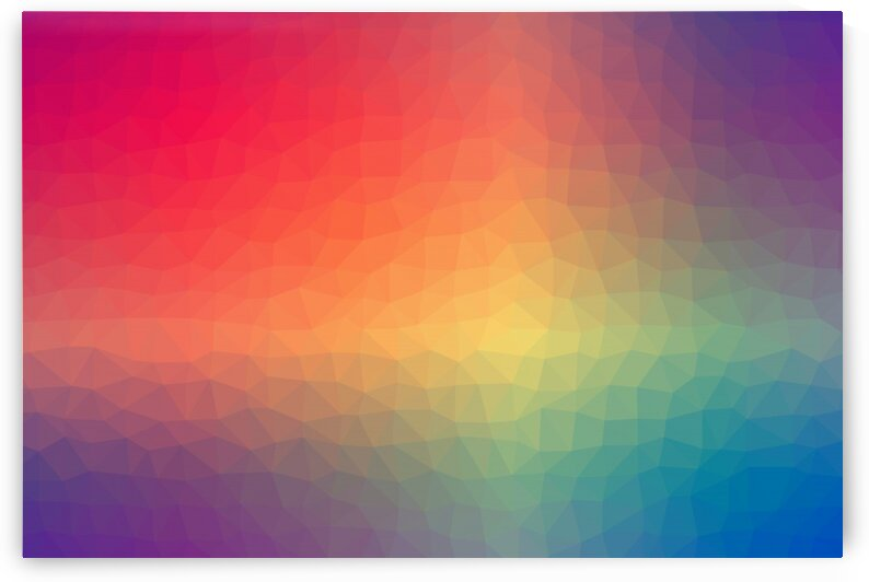 Color pattern by Nature Art