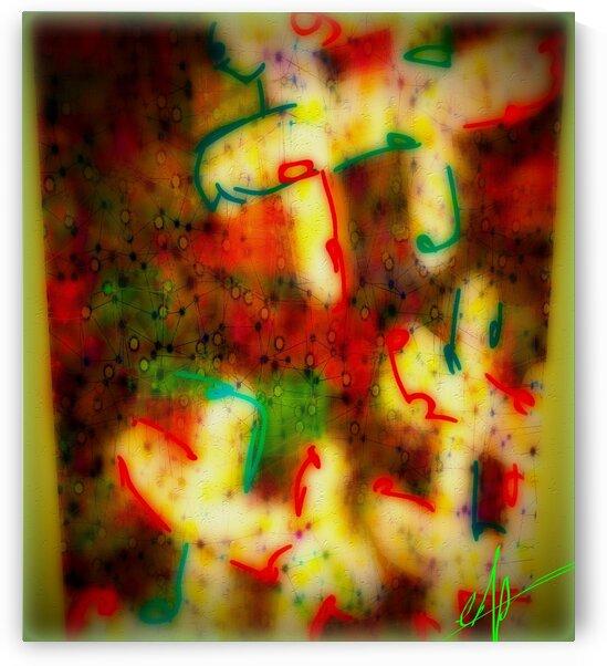 Familiar Petrichor Follows the Cool but Humid Autumn Spit Rain by Ed Purchla
