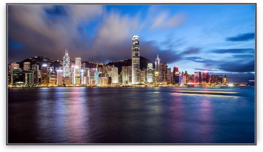 Hong kong  by Nature Art