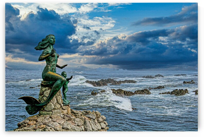 MermaidinMazatlan by Darryl Brooks