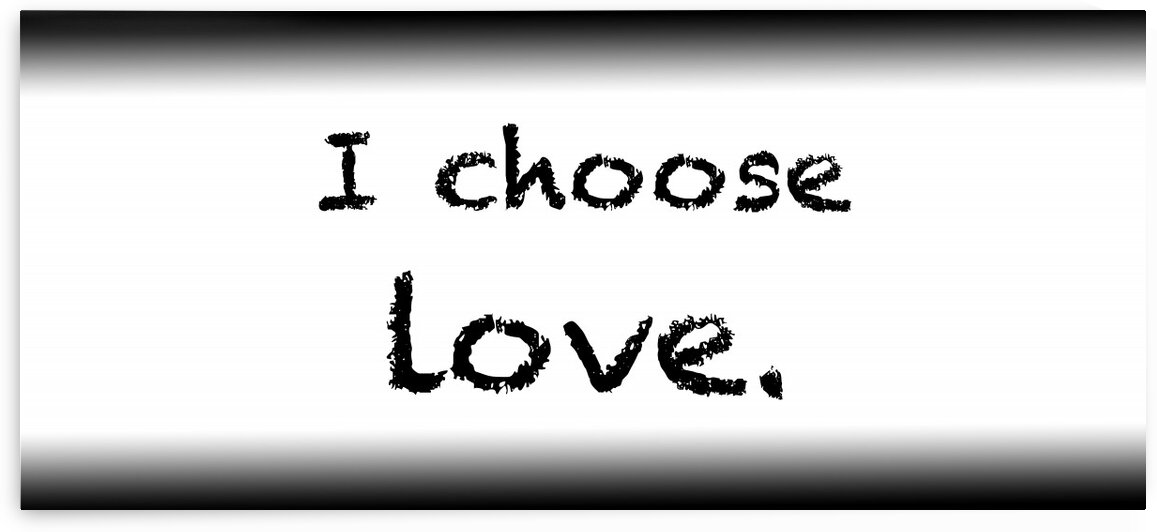 I choose love by Red Pill Metaphysics