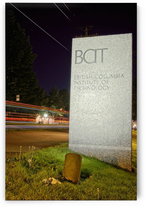 BCIT by Kristian Gunderson