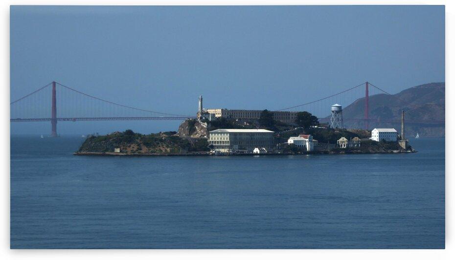 Alcatraz Island by Ocean View Photography