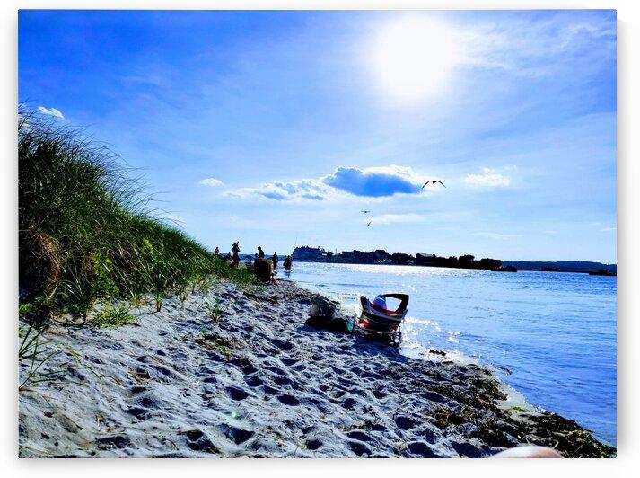 Ferry Beach by LiveeviL