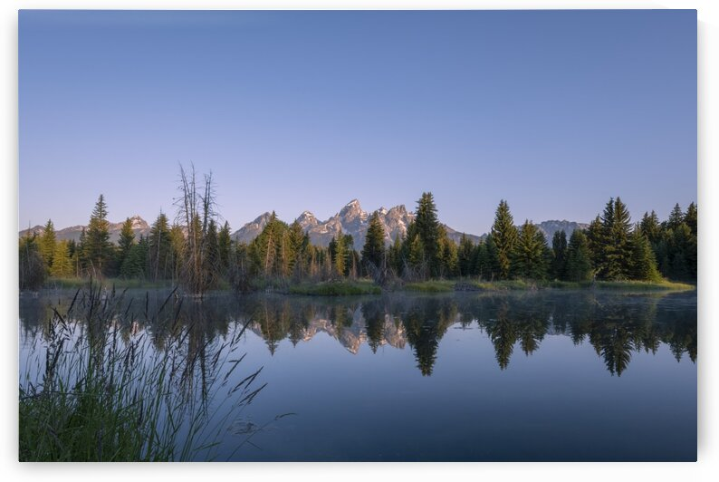 Schwabacher Landing by Backcountry Wanderlust