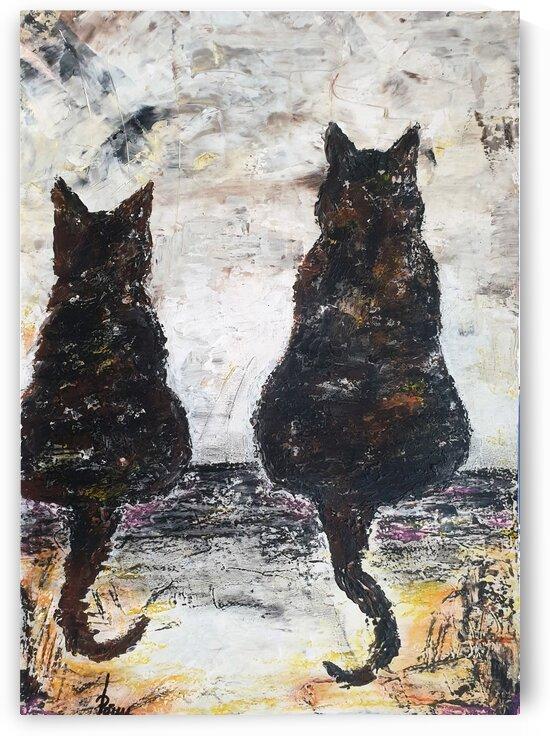 Love and friendship by Iulia Paun ART Gallery