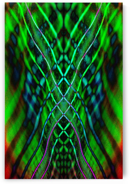 Abstract-Fabric by ParaKrytous
