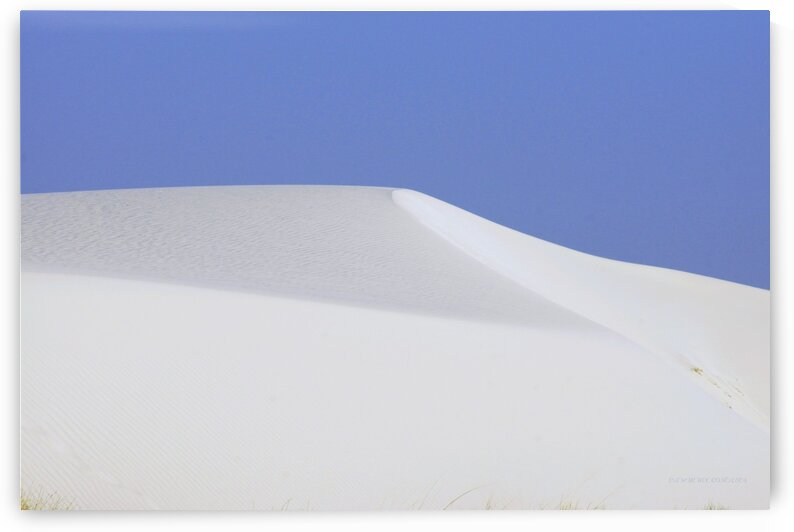 White Sands Abstract 927 by Lawrence Costales
