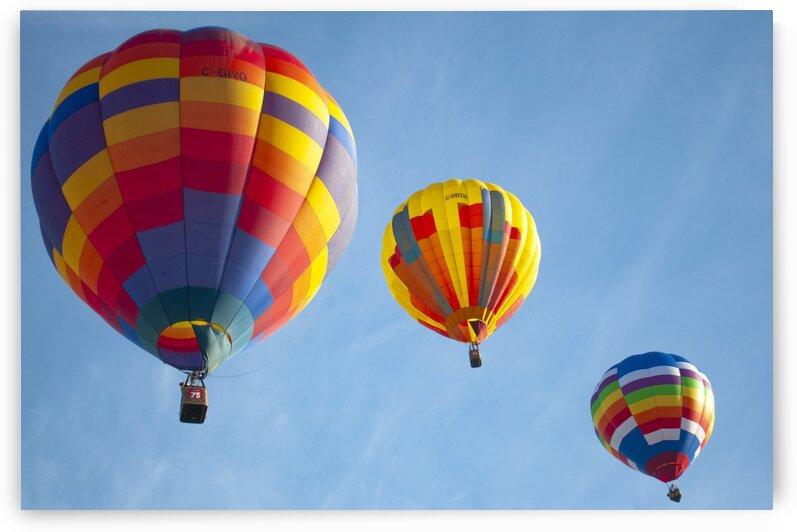Air Balloon festival by Sebastian Mora