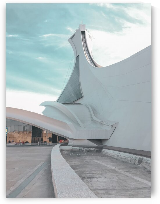 Olympic Stadium by Sebastian Mora