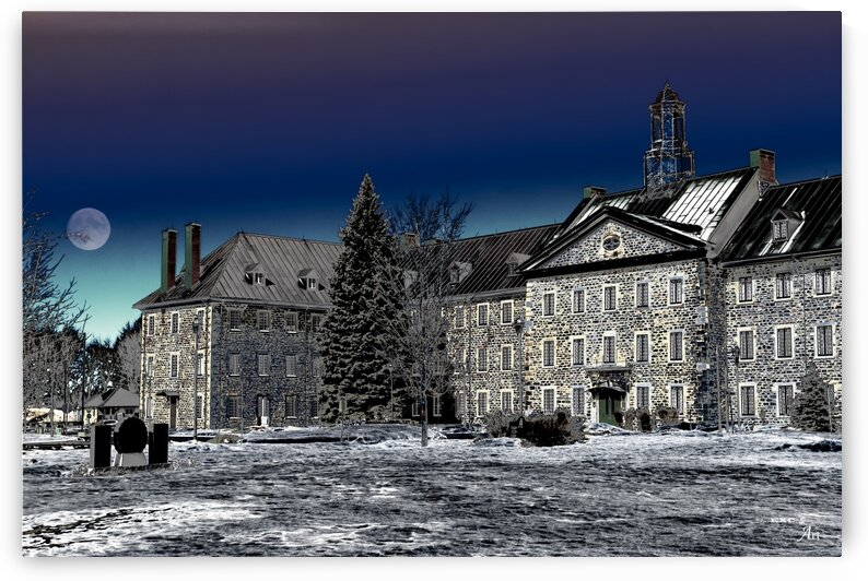 Institut de polices de Nicolet- Collection EXC-S Art by Sylvain Bergeron Photographies