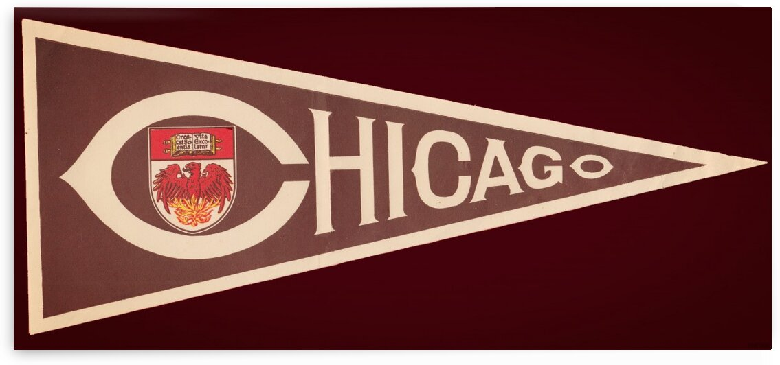 1950s University of Chicago by Row One Brand