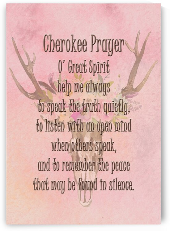 Native American Prayer by HH Photography of Florida