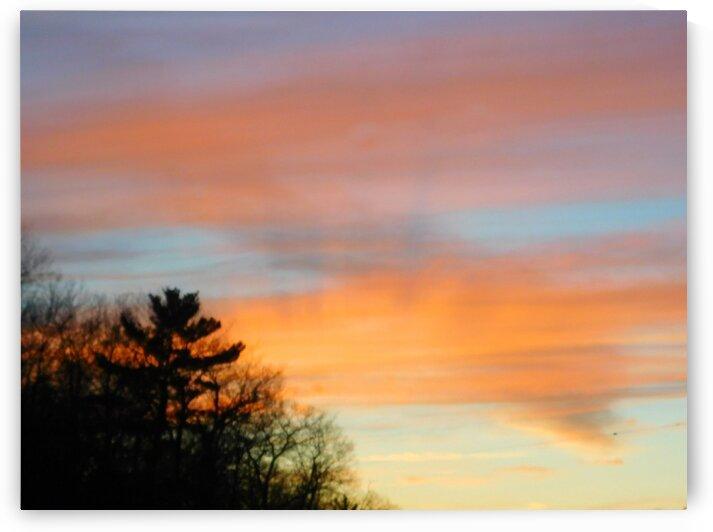 Fiery Sky by Debbie Caughey