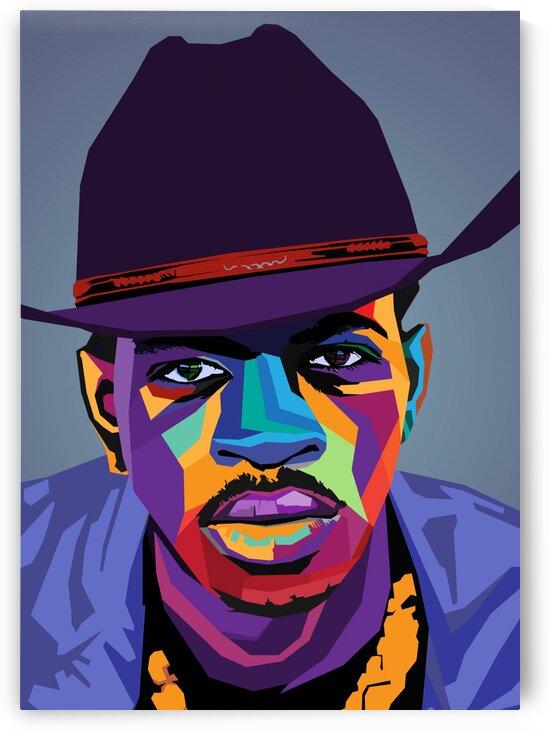 Lil Nas X by Long Art