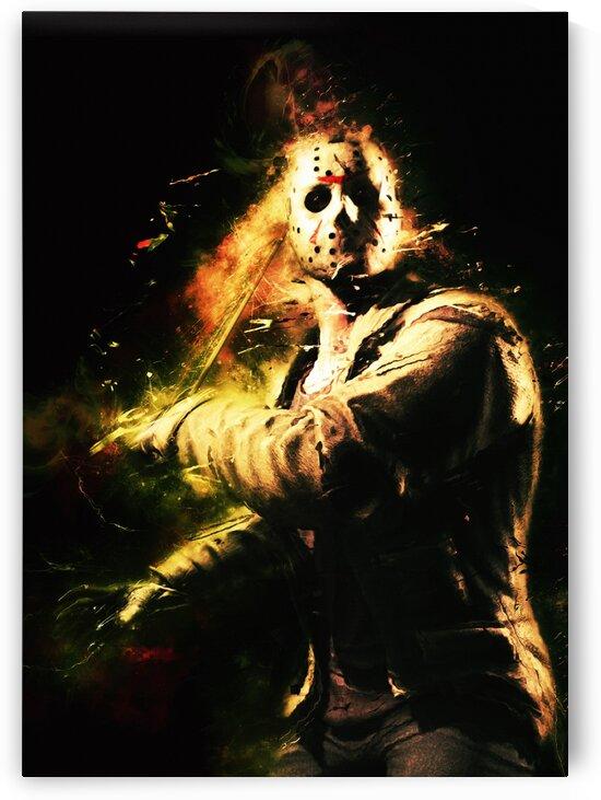 Mortal Kombat X Jason Voorhees by Long Art