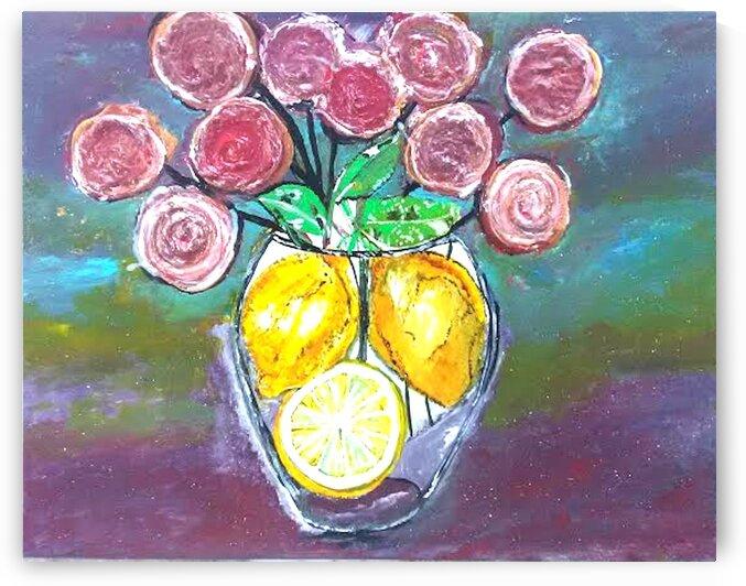 Lavender and Lemons by dawnrettew