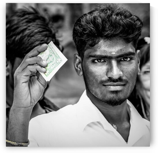 AMERICAN DREAM - Southern India by Robert David Concienne