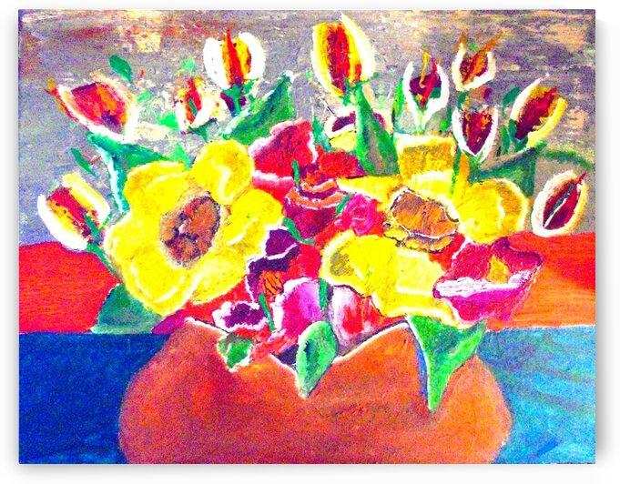 Desert Flowers by dawnrettew