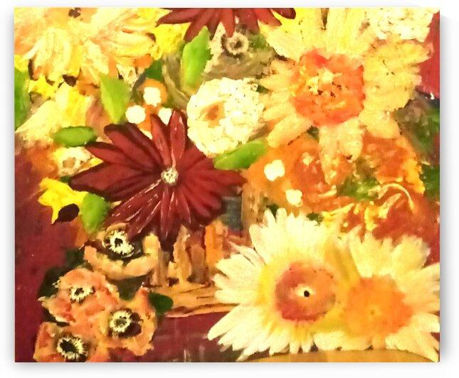Floral Symphony by dawnrettew