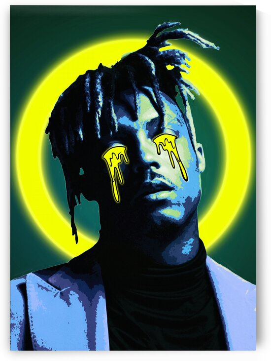 Juice WRLD by Hatker Art Store