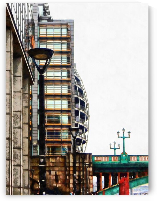 South Bank Architecture Profile by Dorothy Berry-Lound