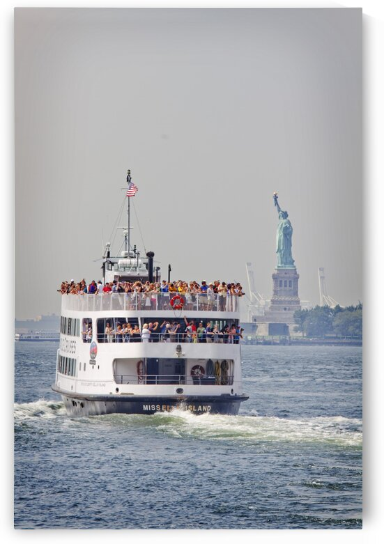Statue of Liberty New York City New York USA by Atelier Knox