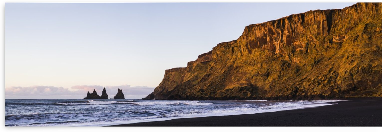 Sunrise in Vik Iceland Europe by Atelier Knox