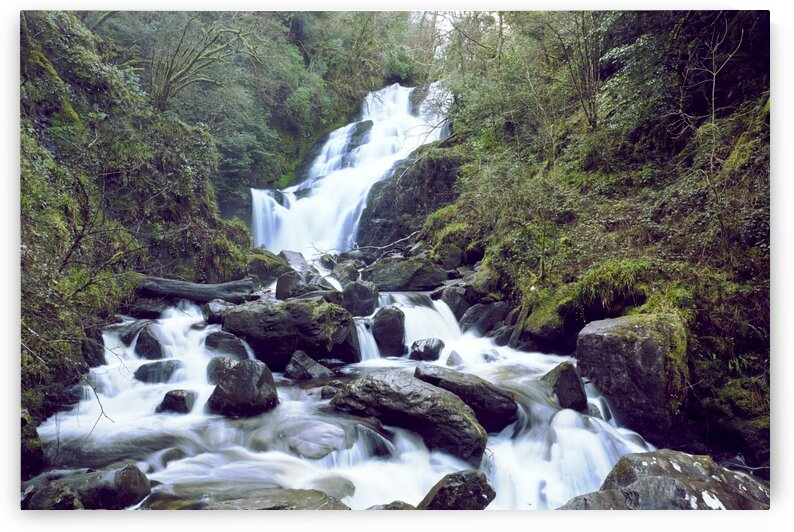 Torc waterfall in Killarney National Park by Atelier Knox
