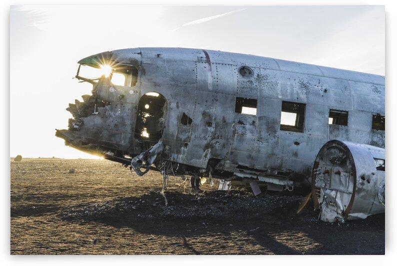 Solheimasandur Plane Crash Southern Region Iceland by Atelier Knox