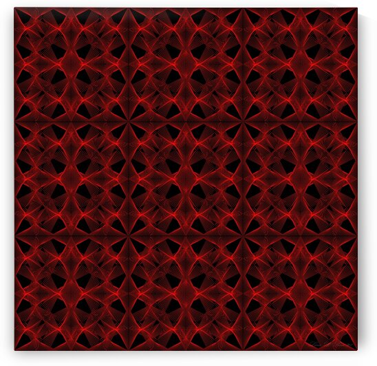 36x36Red 7200 WM by Ross Crum