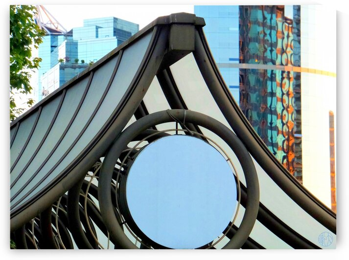 125   City Mosaic by 4U2C