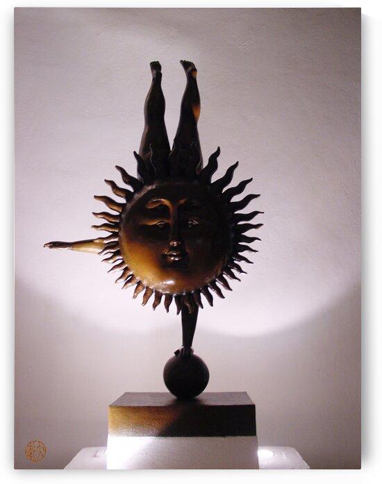 197    Sun - Moon Balancing Act by 4U2C