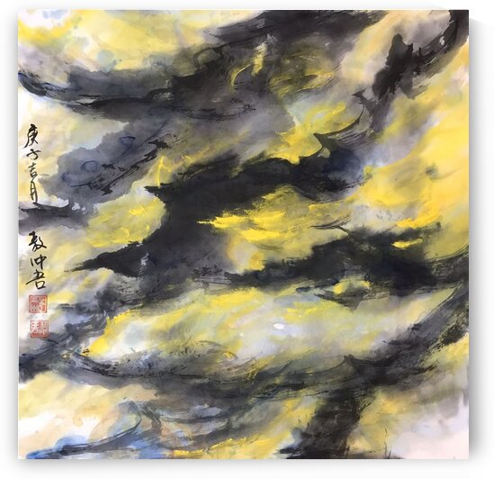 SH38 Glorious Buddha  by Zhongwu