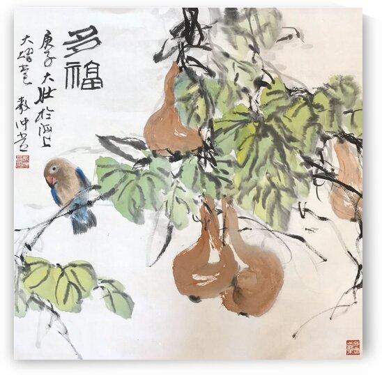 SH39 Happiness  by Zhongwu