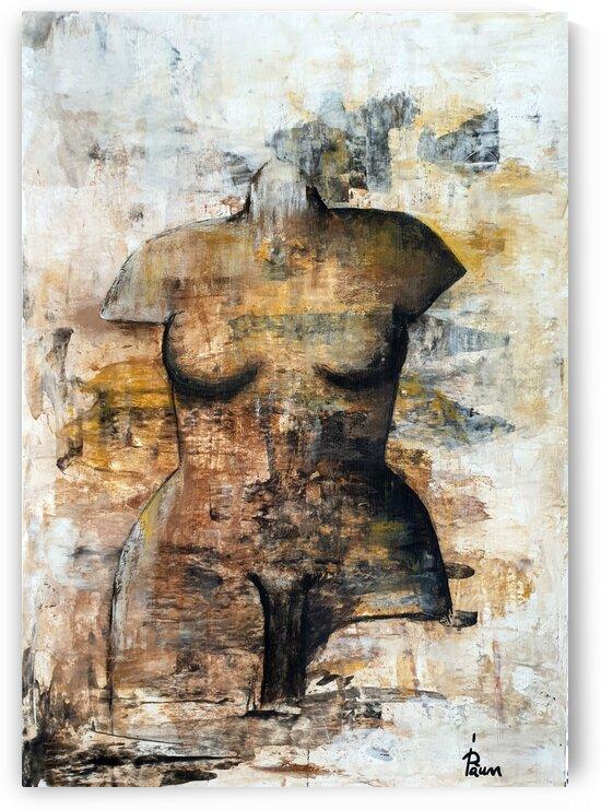 Woman sculpture by Iulia Paun ART Gallery