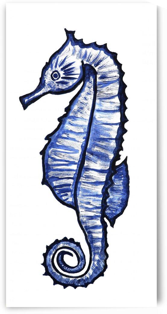 Seahorse by Reiter Art Works