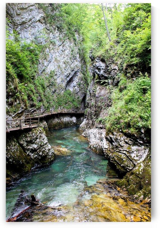 Vintgar Gorge by Getaway Compass