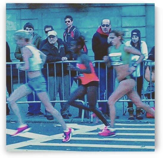 NYC Marathon by LiveeviL