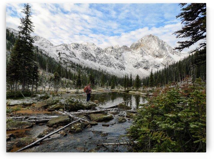 Dunn Peak by Kristian Gunderson