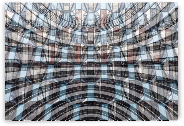 Colliding Architecture II by mc2photography