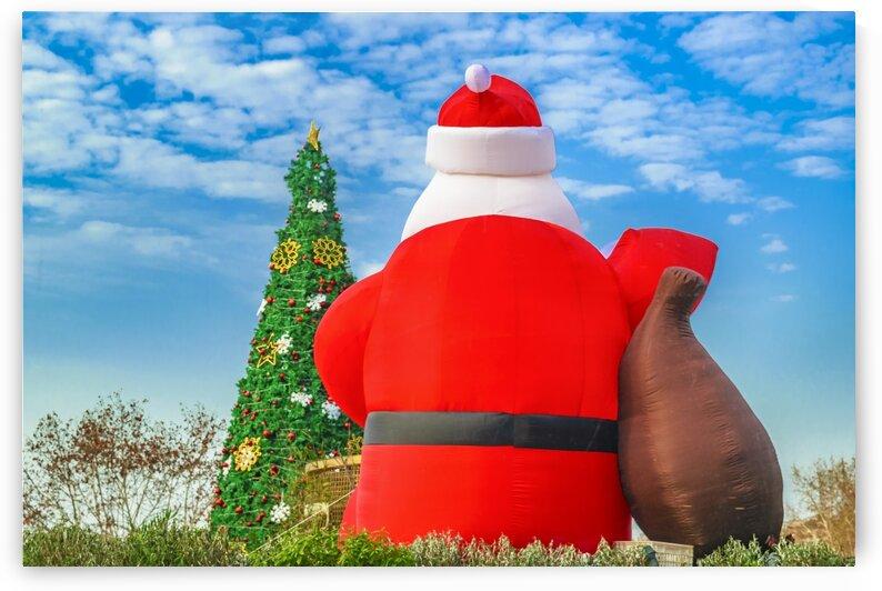 ChristmasScenePoster by Daniel Ferreia Leites Ciccarino