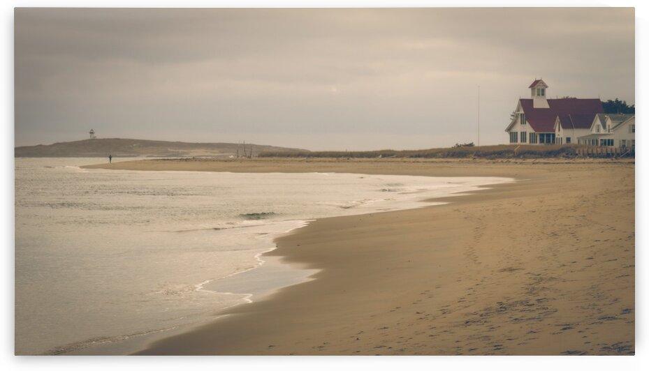 Popham Beach 1 by Dave Therrien