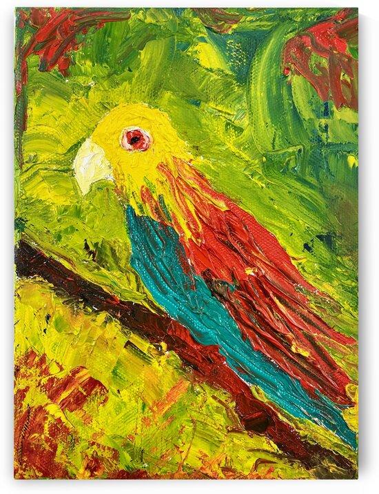 Sad Polly by Reiter Art Works