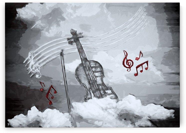 heavenly music by Dagmar Marina