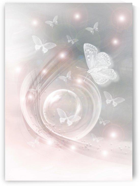 magical dream world of butterflies by Dagmar Marina