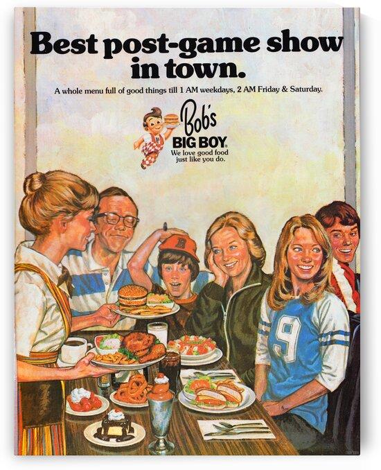 1978 Bobs Big Boy Ad by Row One Brand