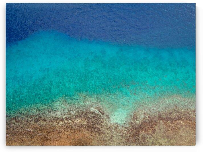 Aerial ocean shot by Samantha Hemery